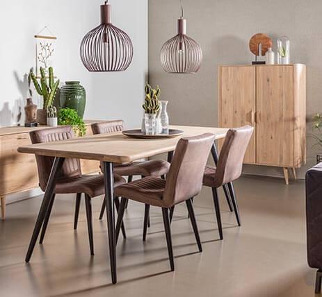 Goossens adviseert hoe onderhoud je houten meubels for Houten meubels woonkamer