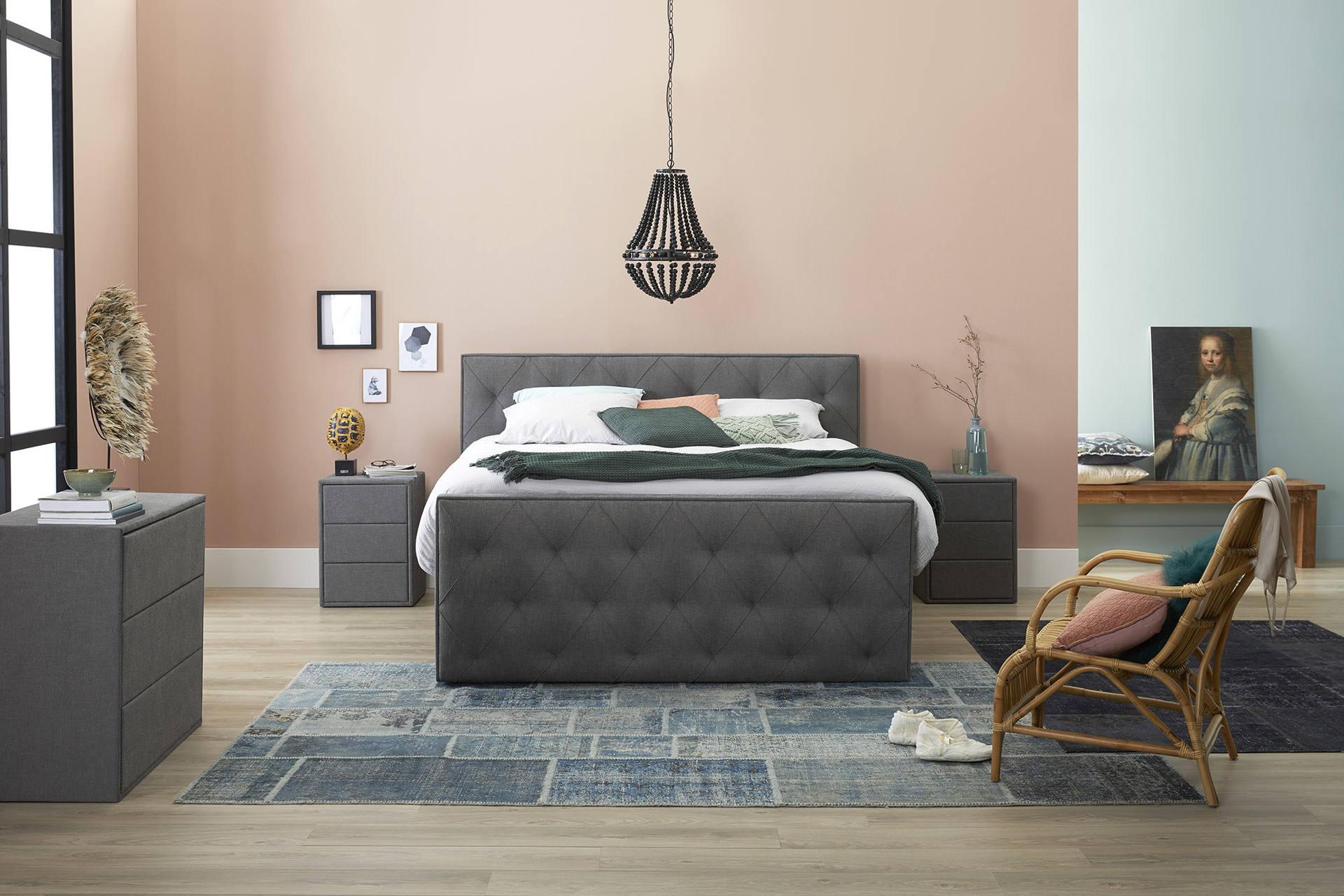 Goossens woonmaand die wil je niet missen welkom bij goossens wonen en slapen - Volwassen slaapkamer kleur ...