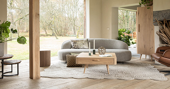 Let it bloom: een lentefrisse look in huis met natuurschone items