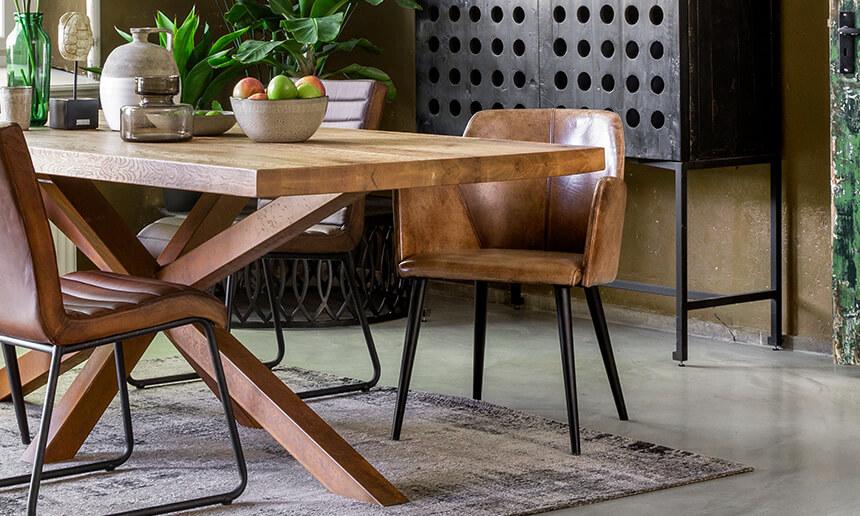 maken van deze stoel een perfecte combinatie van vroeger en nu wil je je eetplaats een stoere twist geven waar je jarenlang van kan genieten
