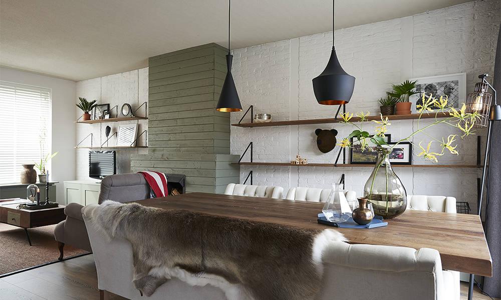 Gallery of moderne loft in brussel met moderne woonkamerinrichting