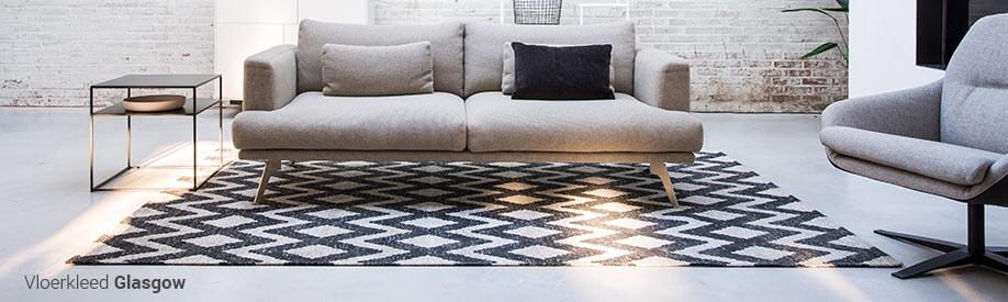 Middelgrote tapijten kopen voor je woonkamer? | Goossens