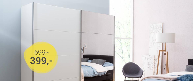 slaapkamerkasten in diverse stijlen goossens