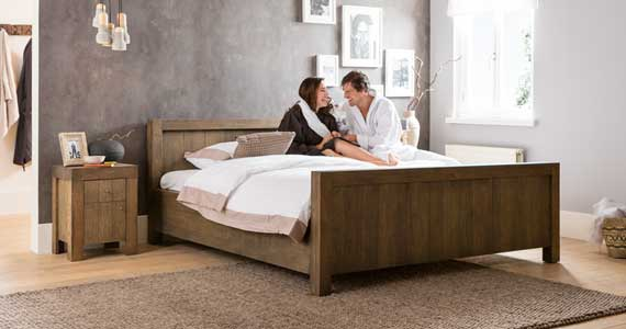 Voorkom kerststress, relax op de bank of in bed