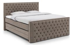 Boxspring Nomade Archipel