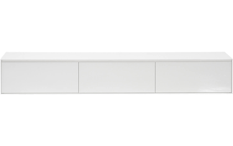Tv meubel vision wit mdf kopen goossens meubelwinkel for Goossens meubelen