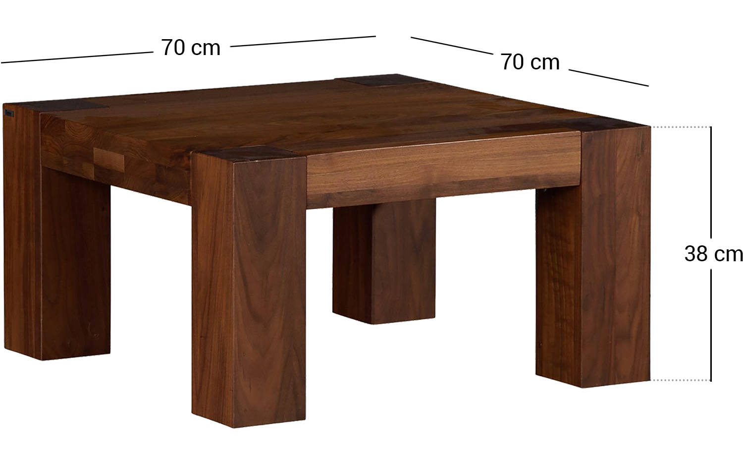 Hoektafel timber noten noten - 8110646-99