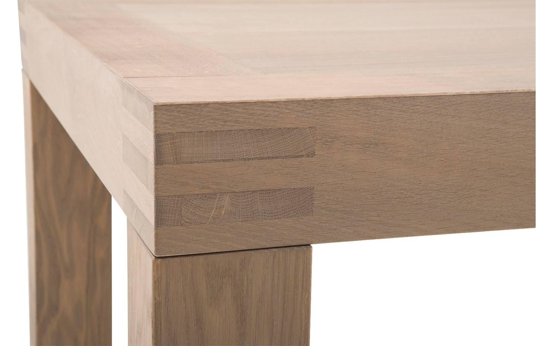 Licht Eiken Eettafel : Eettafel licht eiken. affordable massief blank eiken ronde tafel