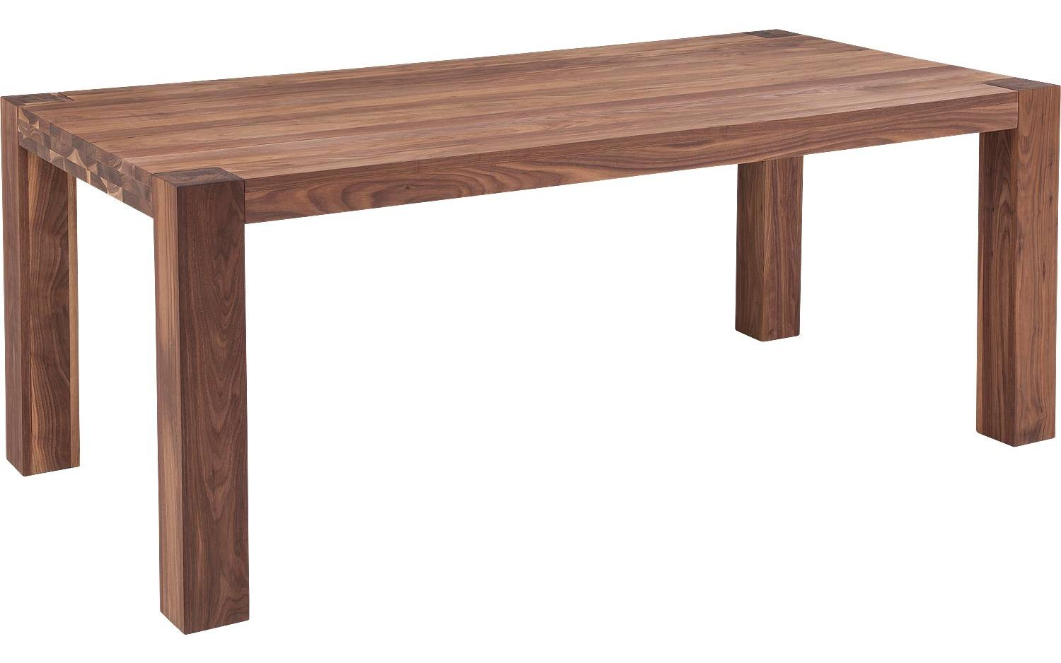 Eettafel timber noten noten - 8122076-03