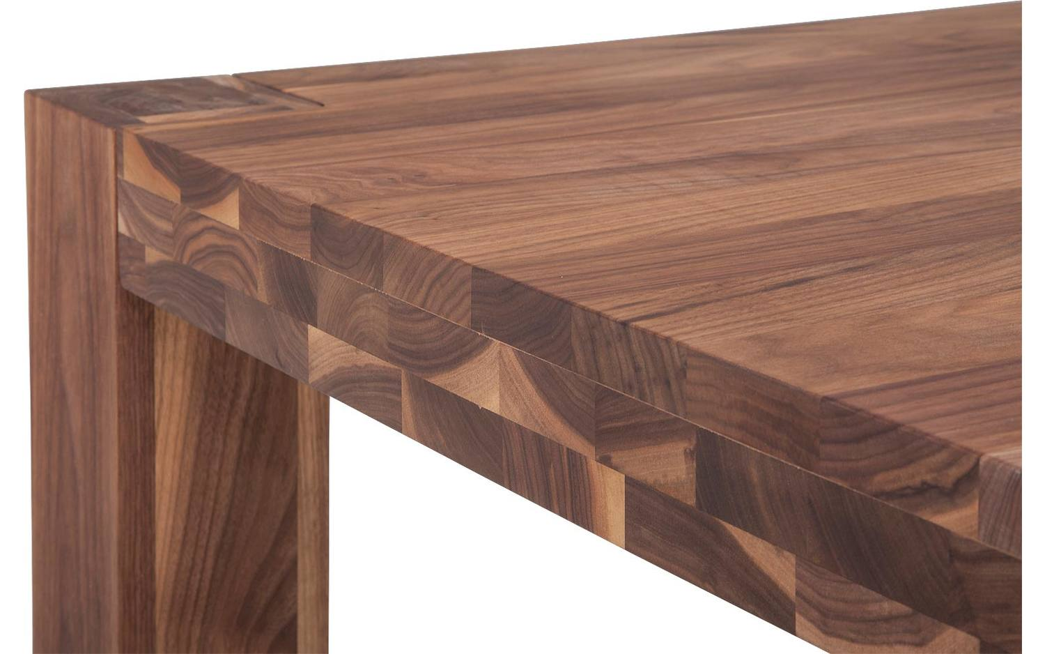 Eettafel timber noten noten - 8122076-06