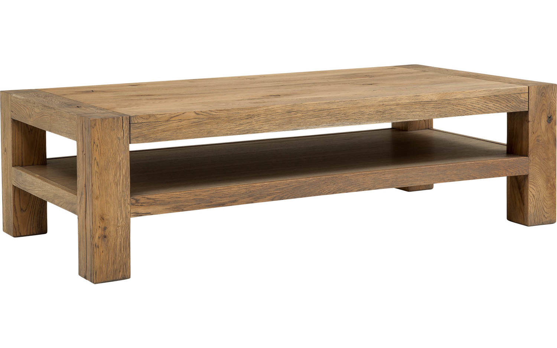 Salontafel roots grijs eiken kopen goossens meubelwinkel for Goossens meubelen
