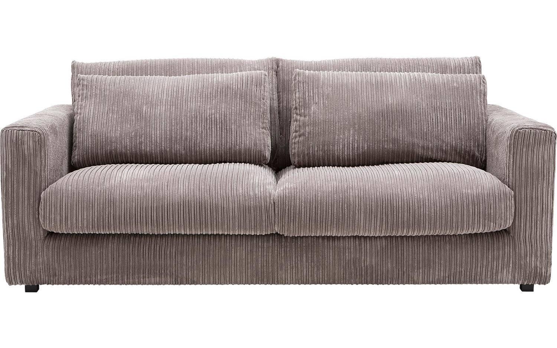 Zits ravenia bruin stof kopen goossens meubelwinkel