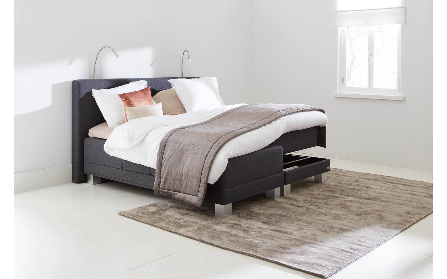 Boxspring Compleet Infinity 3