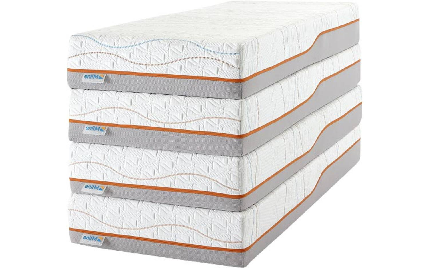 Matras slowmotion 3 ism wit onbekend - 8171924-05
