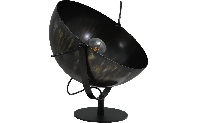 Tv Meubel Thijs.Tafellamp Thijs Zwart Metaal Kopen Goossens Meubelwinkel