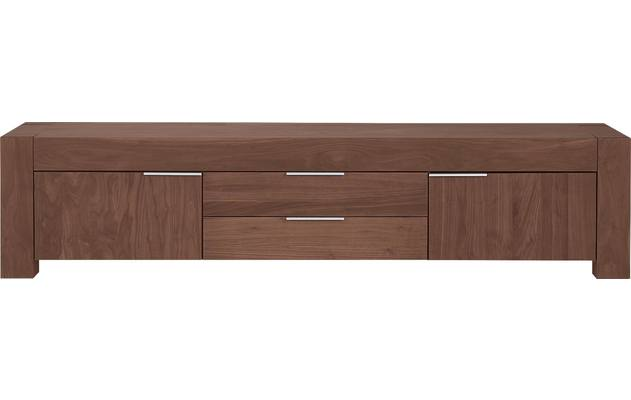 Tv meubel timber noten noten - 8061164