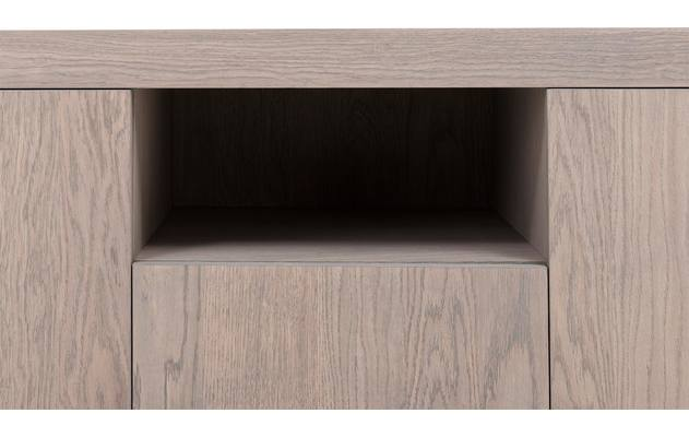 Dressoir break grijs eiken - 8130671-03