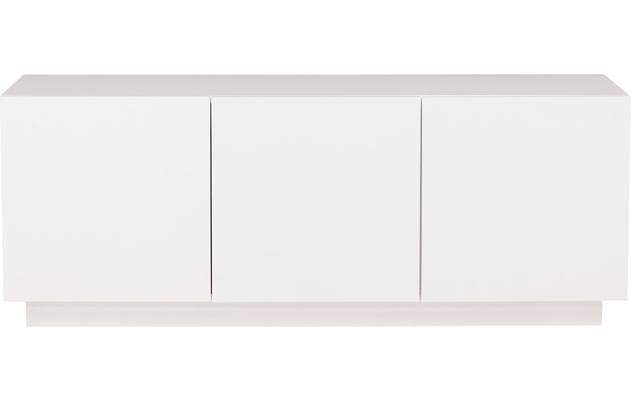 Goossens dressoir float wit mdf - 8130776-01