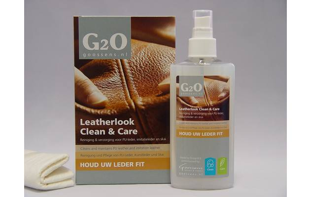 Leatherlook clean care leatherlook clean care blank onderhoudsmiddel - 8130987-03