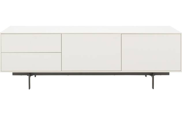 Goossens basic tv meubel verona wit mdf - 8160592-03
