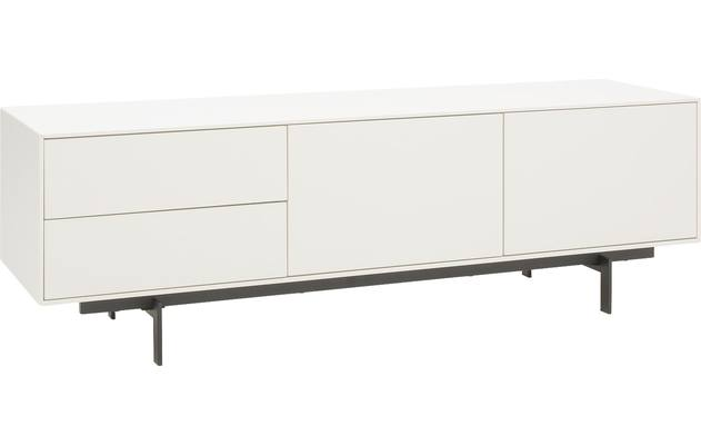Tv meubel verona wit mdf - 8160592-08
