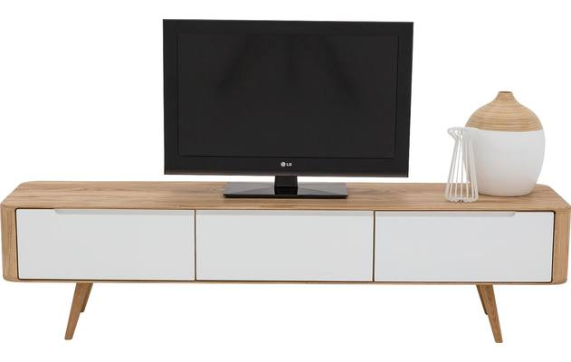 Tv meubel lodge blank eiken - 8180212-04