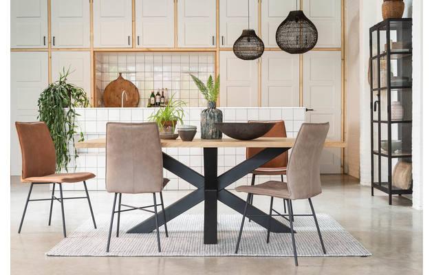 Eettafel Modern Wit.Eettafel Kopen Ontdek De Collectie Eettafels Goossens