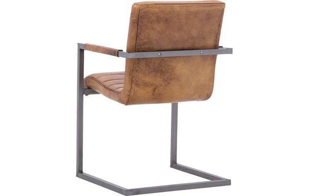 Cognac Kleur Stoel : Relax fauteuil lazy cognac is een strakke stoel in warme kleur