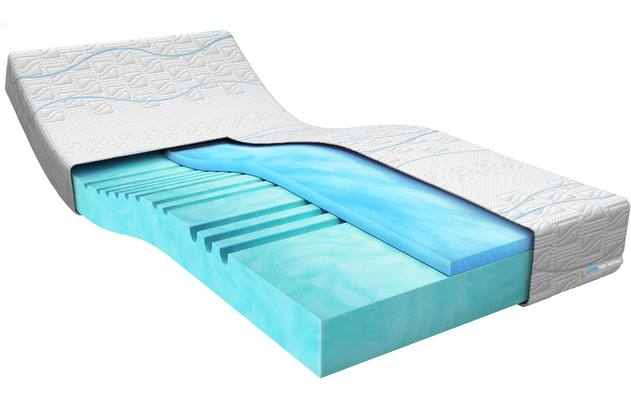 M line matras cool motion 2 wit onbekend - 8200407-01